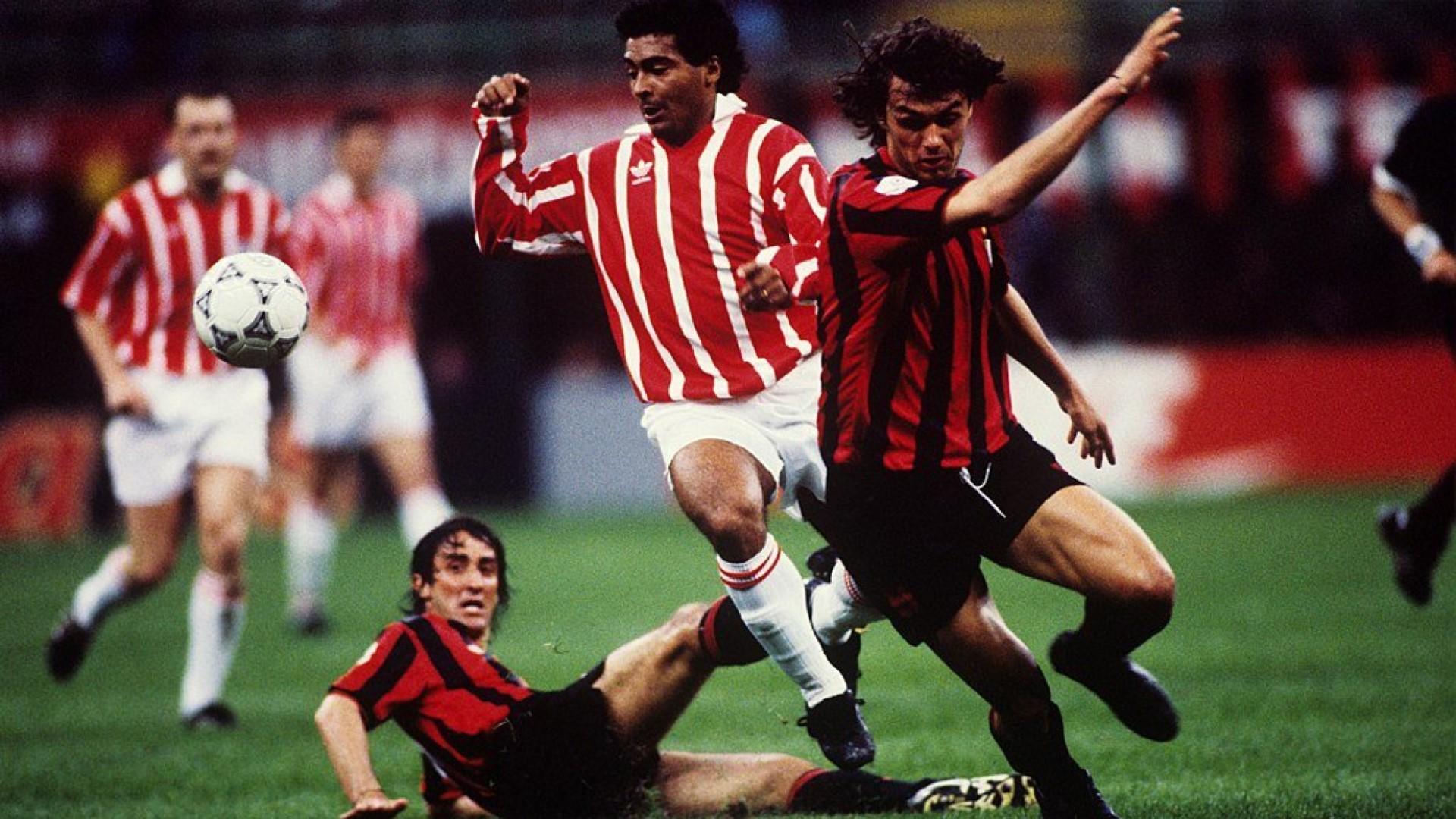 Romario PSV 92