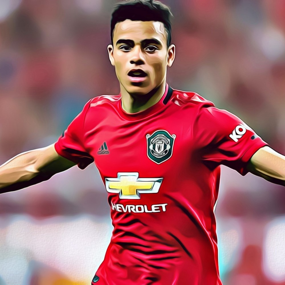 Mason Greenwood Analysis