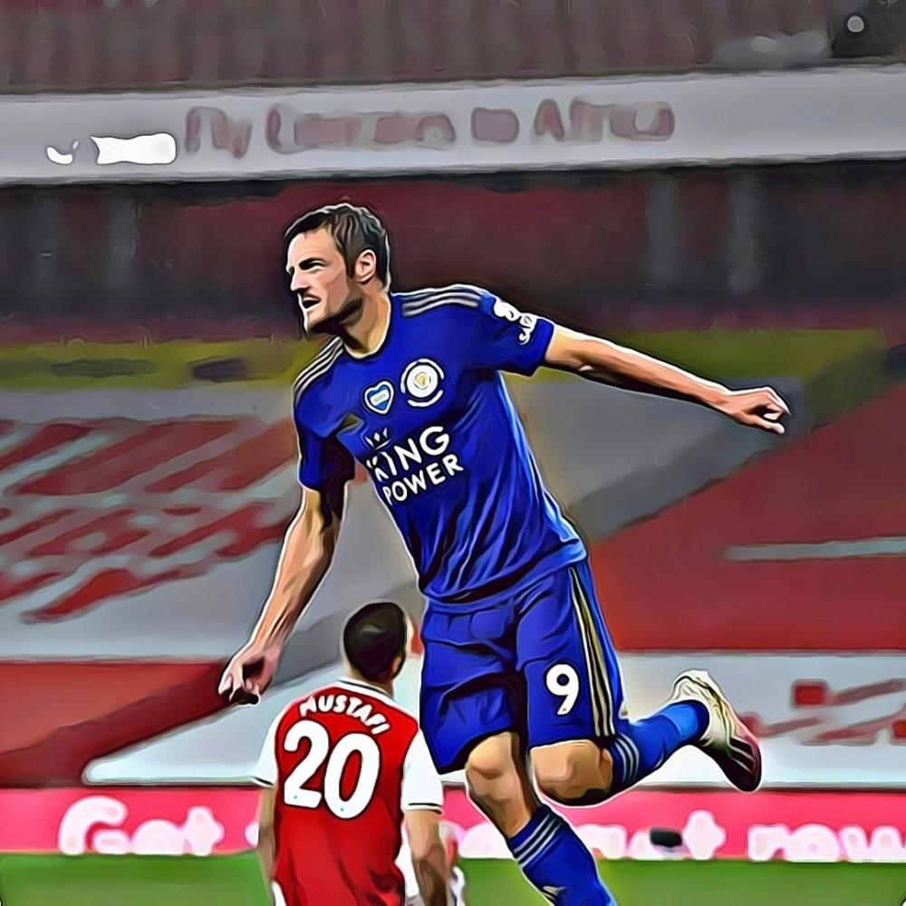 Arsenal 1 -1 Leicester
