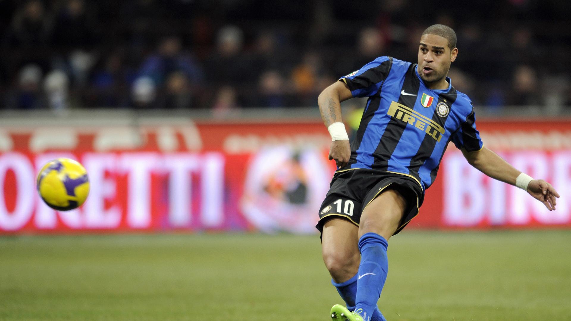 Adriano... shot power